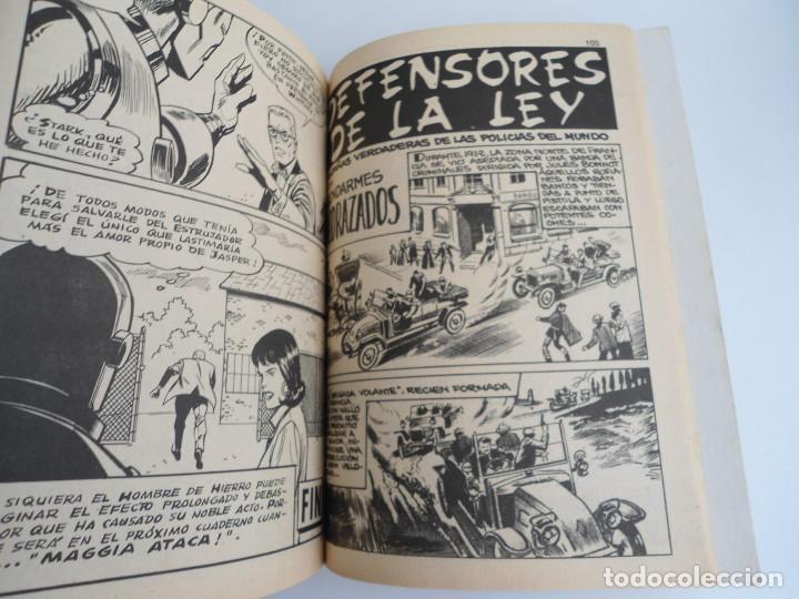 Cómics: EL HOMBRE DE HIERRO IRON MAN nº 2 - CONTRA EL UNICORNIO -ED. INTERNACIONALES VERTICE 1969 - COMPLETO - Foto 12 - 127646679