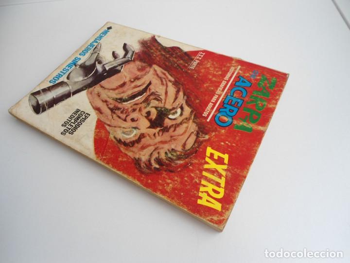 Cómics: ZARPA DE ACERO EXTRA nº 25 - MENSAJES SINIESTROS - EDICIONES INTERNACIONALES VERTICE 1969 - COMPLETO - Foto 3 - 127651327