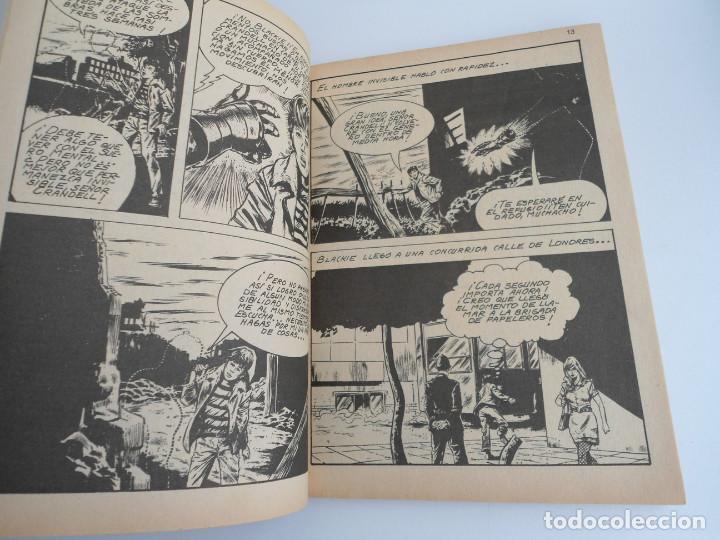Cómics: ZARPA DE ACERO EXTRA nº 25 - MENSAJES SINIESTROS - EDICIONES INTERNACIONALES VERTICE 1969 - COMPLETO - Foto 7 - 127651327