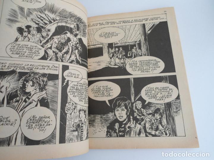 Cómics: ZARPA DE ACERO EXTRA nº 25 - MENSAJES SINIESTROS - EDICIONES INTERNACIONALES VERTICE 1969 - COMPLETO - Foto 8 - 127651327