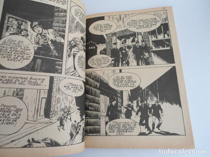Cómics: ZARPA DE ACERO EXTRA nº 25 - MENSAJES SINIESTROS - EDICIONES INTERNACIONALES VERTICE 1969 - COMPLETO - Foto 9 - 127651327