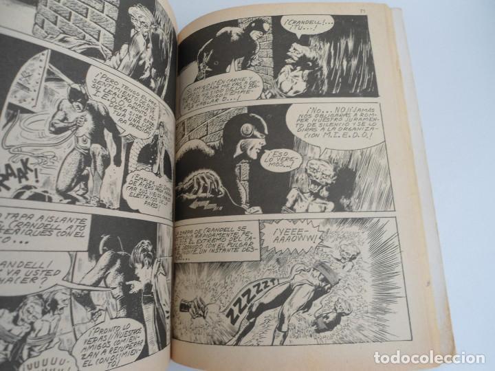 Cómics: ZARPA DE ACERO EXTRA nº 25 - MENSAJES SINIESTROS - EDICIONES INTERNACIONALES VERTICE 1969 - COMPLETO - Foto 10 - 127651327