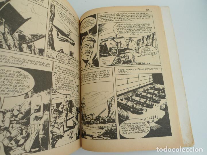 Cómics: ZARPA DE ACERO EXTRA nº 25 - MENSAJES SINIESTROS - EDICIONES INTERNACIONALES VERTICE 1969 - COMPLETO - Foto 12 - 127651327