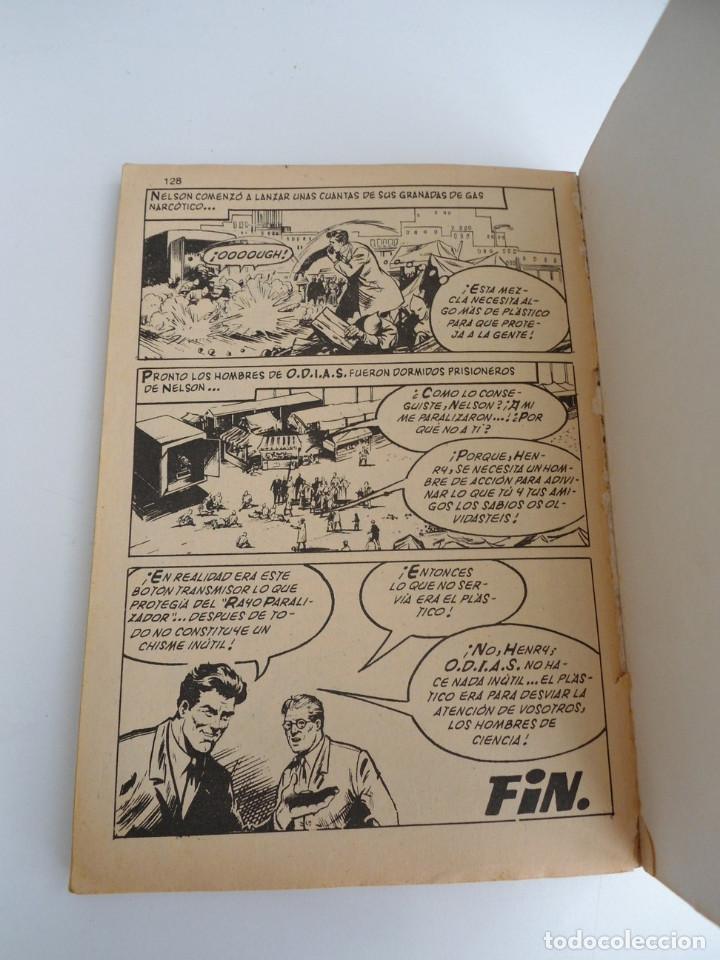 Cómics: ZARPA DE ACERO EXTRA nº 25 - MENSAJES SINIESTROS - EDICIONES INTERNACIONALES VERTICE 1969 - COMPLETO - Foto 13 - 127651327