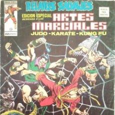 Cómics: NÚMEROS SUELTOS DE RELATOS SALVAJES / ARTES MARCIALES 12, 14, 15, 16, 31, 32, 33, 43, 44, 46, 47, 48. Lote 127655515