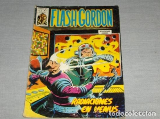 Cómics: BUEN ESTADO GENERAL, VÉRTICE VOL. 2 FLASH GORDON NºS 1, 20 Y 35. 1979. 50 PTS. - Foto 2 - 19566159