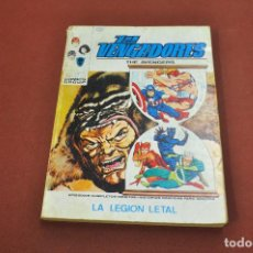 Fumetti: LOS VENGADORES , LA LEGION LETAL NÚMERO 36 AÑO 1973 - CO2. Lote 127732231