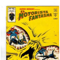Cómics: SUPER HÉROES V.2 Nº 106 EL MOTORISTA FANTASMA. MUY BUENO. Lote 127757799