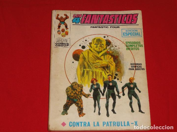 4 FANTASTICOS Nº 14. VOLUMEN 1. VERTICE. C-25 (Tebeos y Comics - Vértice - V.1)