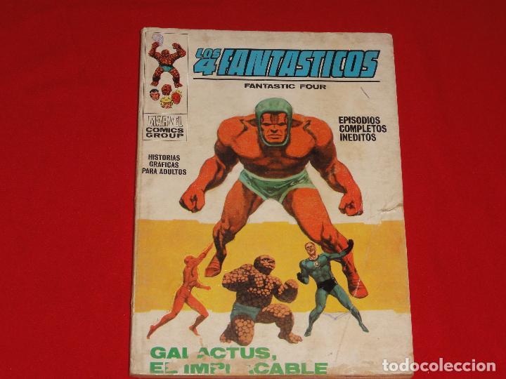 4 FANTASTICOS Nº 38. VOLUMEN 1. VERTICE. C-25 (Tebeos y Comics - Vértice - V.1)