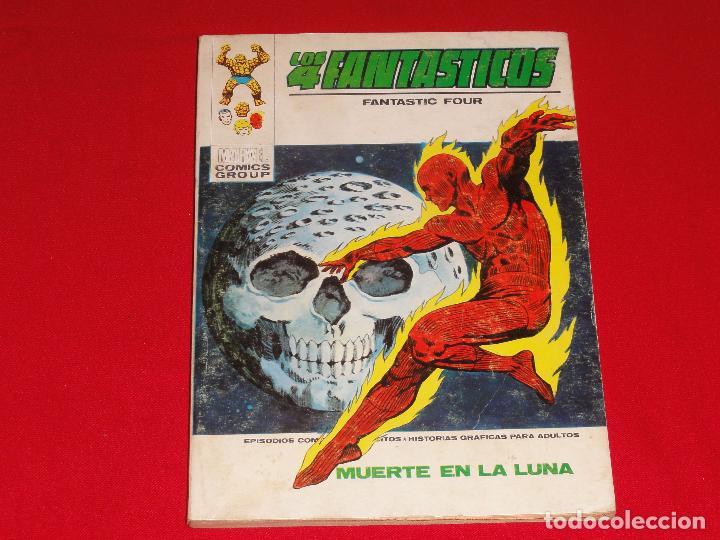 4 FANTASTICOS Nº 49. VOLUMEN 1. VERTICE. C-25 (Tebeos y Comics - Vértice - V.1)