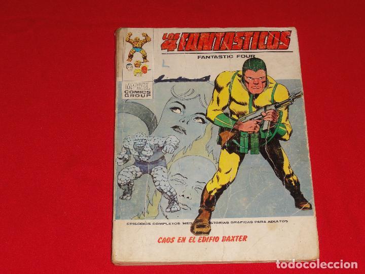 4 FANTASTICOS Nº 50. VOLUMEN 1. VERTICE. C-25 (Tebeos y Comics - Vértice - V.1)