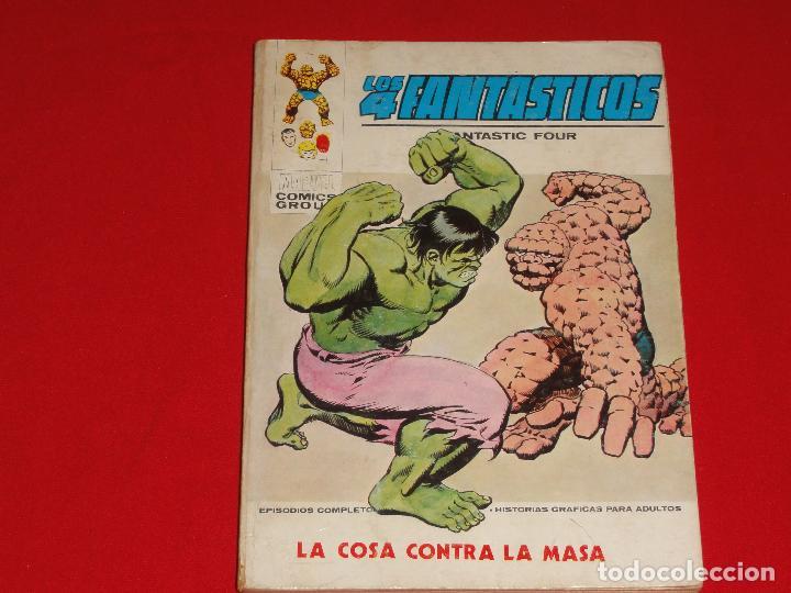 4 FANTASTICOS Nº 56. VOLUMEN 1. VERTICE. C-25 (Tebeos y Comics - Vértice - V.1)
