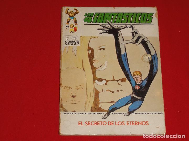 4 FANTASTICOS Nº 57. VOLUMEN 1. VERTICE. C-25 (Tebeos y Comics - Vértice - V.1)