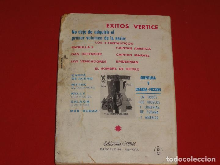 Cómics: 4 FANTASTICOS Nº 8. VOLUMEN 1. VERTICE. C-25 - Foto 2 - 127850215