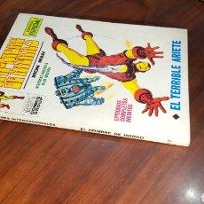 Comics: EL HOMBRE DE HIERRO 17 CASI EXCELENTE ESTADO VERTICE. Lote 127923462
