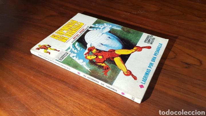 EL HOMBRE DE HIERRO 22 VERTICE (Tebeos y Comics - Vértice - Hombre de Hierro)