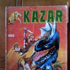 Cómics: COMIC KAZAR N,1 DE AÑO 1981. Lote 127951675