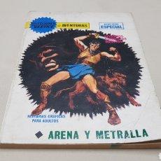 Cómics: ARENA Y METRALLA, N°66 VERTICE. Lote 127995702