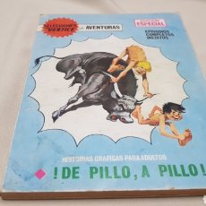 Cómics: DE PILLO, A PILLO, N° 80 VERTICE. Lote 127996955