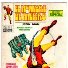 Comics - EL HOMBRE DE HIERRO. EDICION ESPECIAL. Nº 17. EL TERRIBLE ARIETE. VERTICE. AÑO 1971 - 128019071