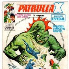 Cómics: PATRULLA X. EDICION ESPECIAL. Nº 30. EL RETORNO DEL PROFESOR-X. VERTICE. AÑO 1972. Lote 139418960