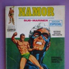 Cómics: NAMOR Nº 13 VERTICE VOLUMEN 1 ¡¡¡¡BUEN ESTADO !!!!!. Lote 128112067
