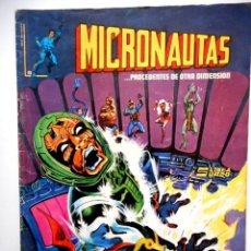 Comics : MICRONAUTAS Nº 5. Lote 128207623