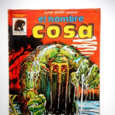 Cómics: SUPER HEROES Nº 3 EL HOMBRE COSA. Lote 128208771