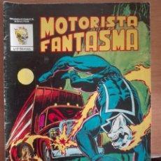 Cómics: EL MOTORISTA FANTASMA 2.EL DIESEL DE MUERTE.1981. Lote 128256807