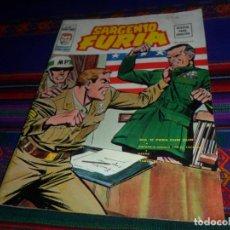 Cómics: VÉRTICE VOL. 2 SARGENTO FURIA Nº 3. 1974. 30 PTS. DÍA D PARA DUM DUM. BUEN ESTADO Y RARO.. Lote 128258843