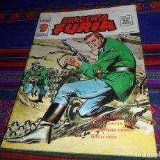 Cómics: VÉRTICE VOL. 2 SARGENTO FURIA Nº 4. 1974. 30 PTS. LA GRAN FUGA. BUEN ESTADO Y RARO.. Lote 128259291