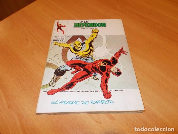 DAN DEFENSOR V.1 Nº 46 (Tebeos y Comics - Vértice - Dan Defensor)