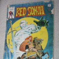 Cómics: RED SONJA Nº11 (VOL. 1) ROY THOMAS, JOHN BUSCEMA Y TONY DE ZUNIGA (REGALO). Lote 128278895