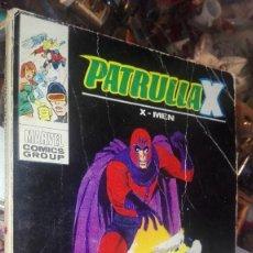 Cómics: PATRULLA X. EDICIONES VÉRTICE. N°2. PERVERSOS MUTANTES. Lote 128337203