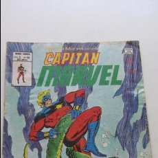 Cómics: HEROES MARVEL VOL. 2 Nº 60 CAPITAN MARVEL EL CAOS Y EL FOSO - VERTICE CS135. Lote 128338847