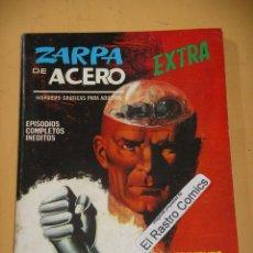 Cómics: ZARPA DE ACERO EXTRA Nº 21, EXPERIMENTO SINIESTRO, VÉRTICE TACO VOLUMEN VOL V1 V. Lote 128469831