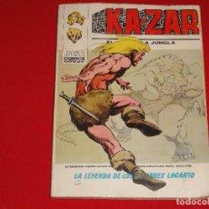 Cómics: KA-ZAR. Nº 2. VOLUMEN 1. VERTICE. C-25. Lote 128598155