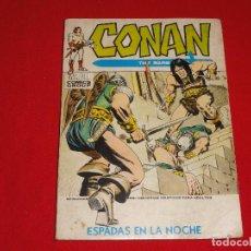 Cómics: CONAN. Nº 12. VOLUMEN 1. VERTICE. C-25. Lote 128638579
