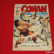 Cómics: CONAN. Nº 15. VOLUMEN 1. VERTICE. DIFICIL. C-25. Lote 128638835