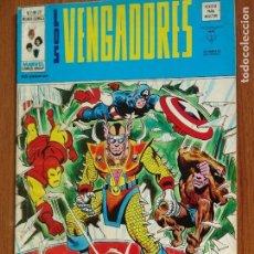 Cómics: LOS VENGADORES VOLUMEN 2 DE VERTICE NUMERO 28 EN GRAPA, BUEN ESTADO. Lote 128694015