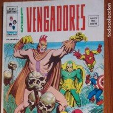Cómics: LOS VENGADORES VOLUMEN 2 DE VERTICE NUMERO 26 EN GRAPA, MUY BUEN ESTADO. Lote 128694383