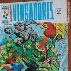 Cómics: LOS VENGADORES VOLUMEN 2 DE VERTICE NUMERO 19 EN GRAPA, MUY BUEN ESTADO. Lote 128695615