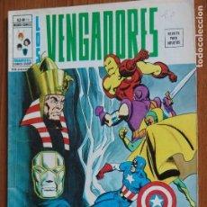 Cómics: LOS VENGADORES VOLUMEN 2 DE VERTICE NUMERO 18 EN GRAPA, MUY BUEN ESTADO. Lote 128695783