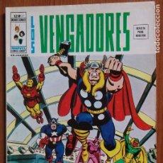 Cómics: LOS VENGADORES VOLUMEN 2 DE VERTICE NUMERO 17 EN GRAPA, MUY BUEN ESTADO. Lote 128695983