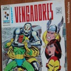 Cómics: LOS VENGADORES VOLUMEN 2 DE VERTICE NUMERO 13 EN GRAPA, MUY BUEN ESTADO. Lote 128696451