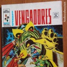 Cómics: LOS VENGADORES VOLUMEN 2 DE VERTICE NUMERO 8 EN GRAPA, BUEN ESTADO. Lote 128697331