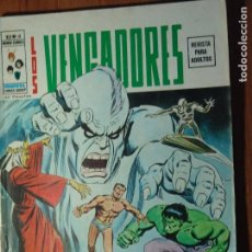 Cómics: LOS VENGADORES VOLUMEN 2 DE VERTICE NUMERO 4 EN GRAPA, MUY BUEN ESTADO. Lote 128697787