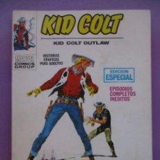 Cómics: KID COLT 6 VOLUMEN 1 ¡¡¡¡MUY BUEN ESTADO Y MUY DIFICIL !!!!!. Lote 128709471