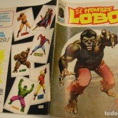 Cómics: COMIC VERTICE V 2 VOL 2 VOLUMEN 2 EL HOMBRE LOBO Nº 1 MUY BUEN ESTADO APORTO MUCHAS FOTOS. Lote 128734563